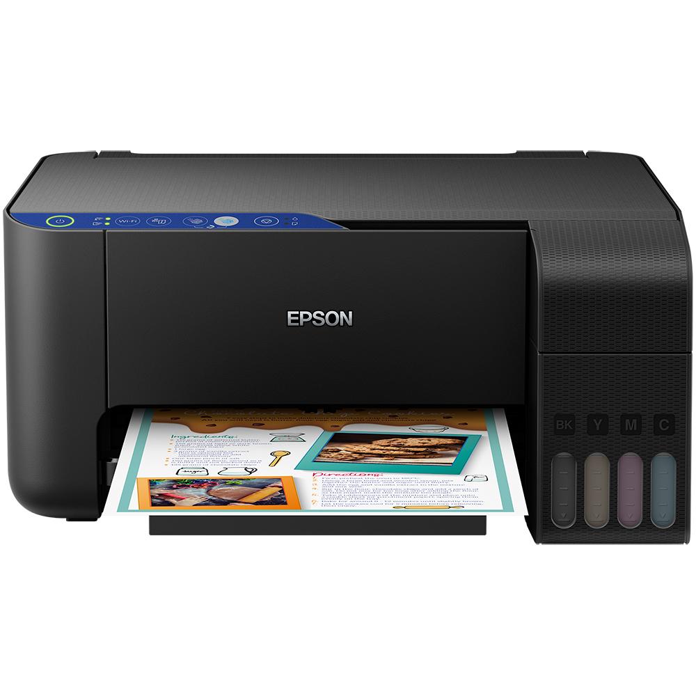 Epson EcoTank ET-2711 A4 Colour Multifunction Inkjet Printer