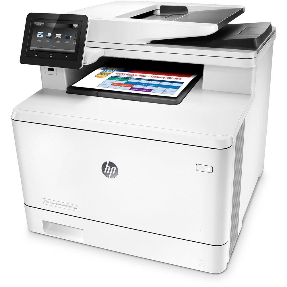 Hp Color Laserjet Pro M377dw A4 Colour Multifunction Laser