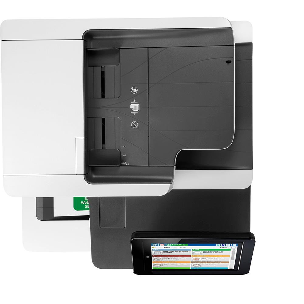 Hp Color Laserjet Enterprise Flow Mfp M577dn A4 Colour
