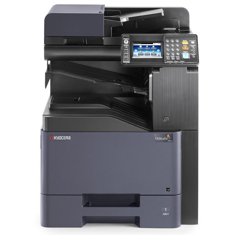 Kyocera TASKalfa 306ci A4 Colour Multifunction Laser Printer