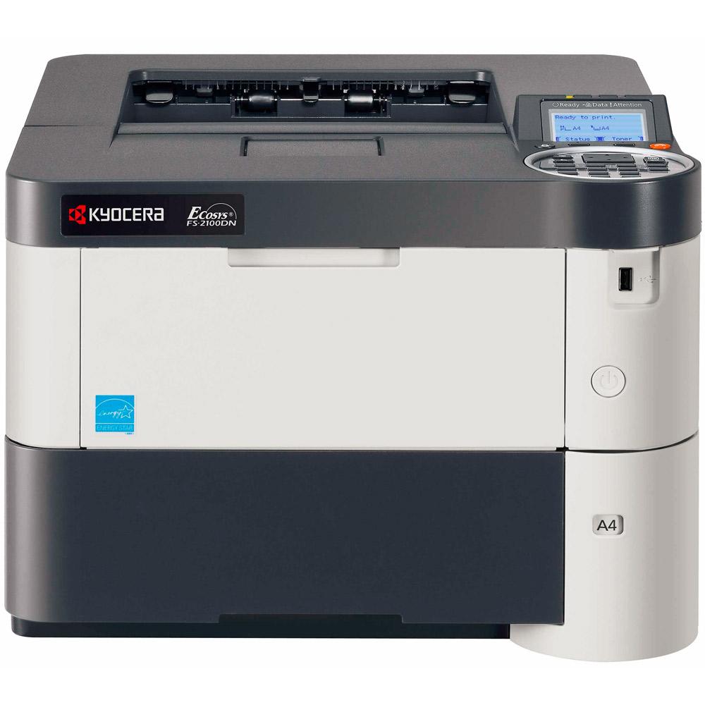 Kyocera FS-2100DN A4 Mono Laser Printer - 1102MS3NL0