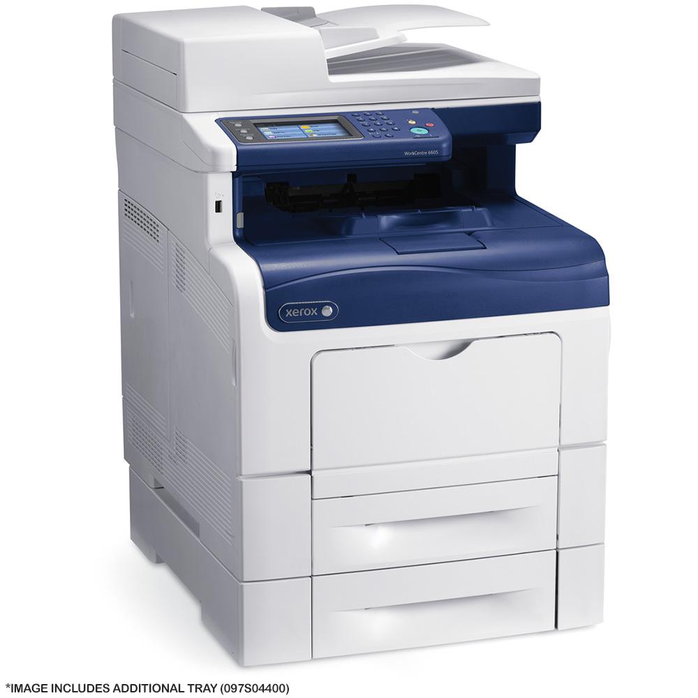 Xerox Workcentre 6605dn A4 Colour Multifunction Laser Printer