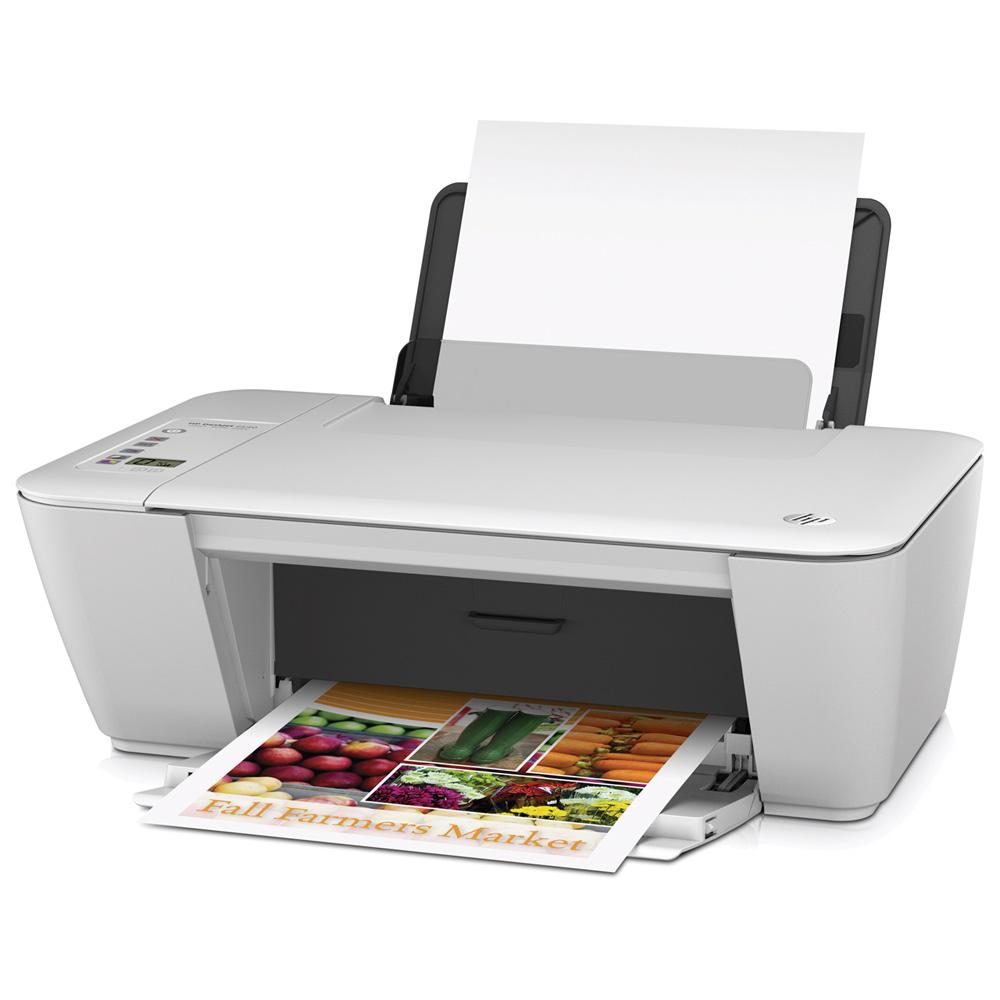 Hp Deskjet 2540 A4 Colour Multifunction Inkjet Printer