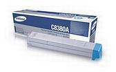 Samsung SU575A CLX-C8380A Cyan Toner Cartridge (15,000 Pages)