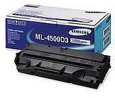 Samsung ML-4500D3 ML-4500D3 Black Toner Cartridge (2,500 pages)