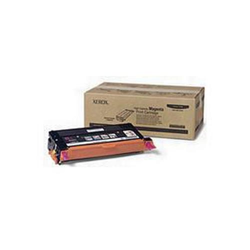 Xerox 113R00724 Magenta Hi Cap Toner Cartridge (6,000 Pages)