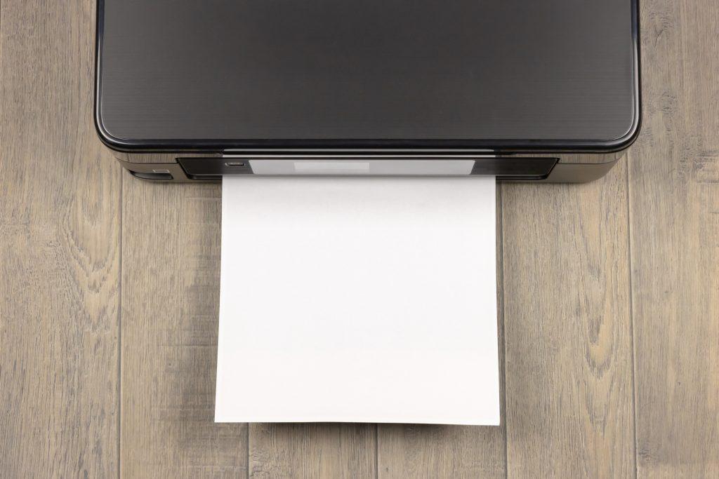 genuine printer consumables in a printer
