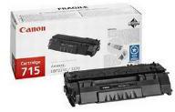 Canon Black 715 Toner Cartridge (3,000 Pages)
