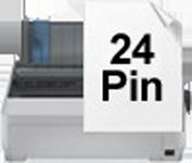 24-Pin Dot Matrix Printers