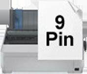 9-Pin Dot Matrix Printers