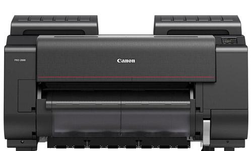 Canon Wide Format Printers