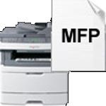 Mono Multifunction Printers