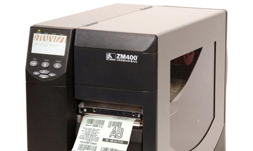 Zebra Industrial Printers