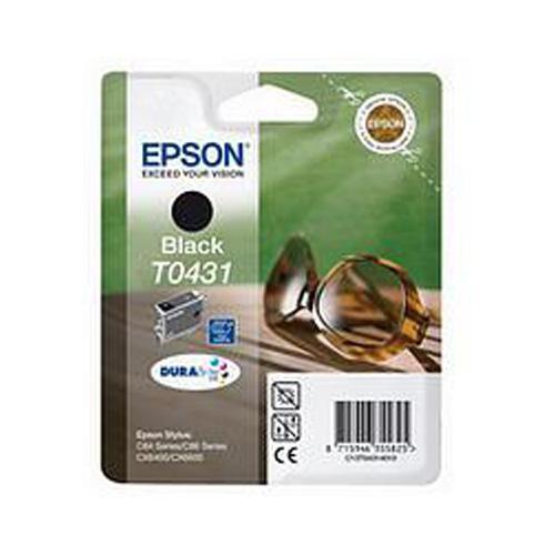 Epson Black T0431 Ink Cartridge (High Capacity)