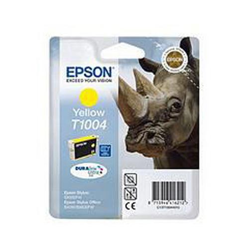 Epson Yellow T1004 Ink Cartridge