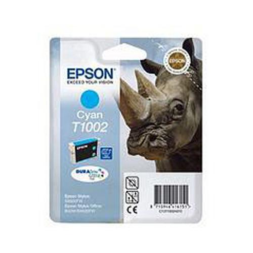 Epson Cyan T1002 Ink Cartridge