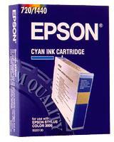 Epson Cyan S020130 Ink Cartridge