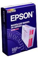 Epson ( Magenta/Light Magenta) S020143 2 Colour Ink Cartridge