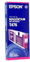 Epson Magenta T476 Ink Cartridge