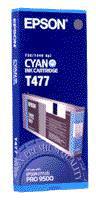 Epson Cyan T477 Ink Cartridge
