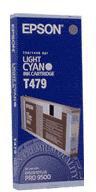 Epson Light Cyan T479 Ink Cartridge