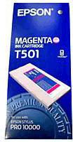 Epson Magenta T501 Ink Cartridge