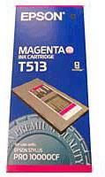 Epson Magenta T513 Ink Cartridge
