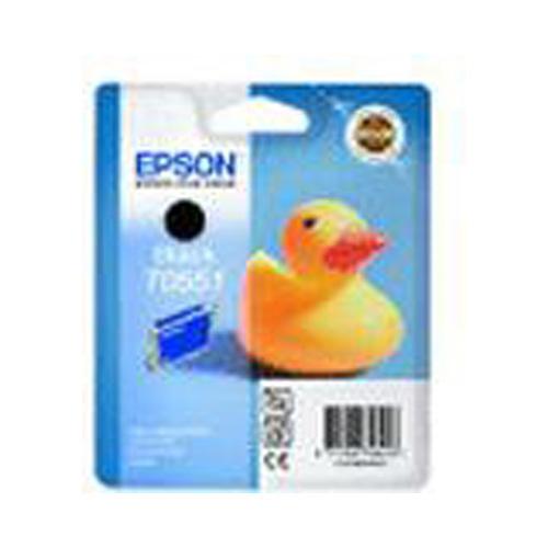 Epson Black T0551 Ink Cartridge