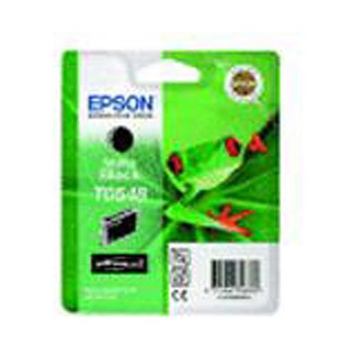 Epson Matte Black T0548 Ink Cartridge