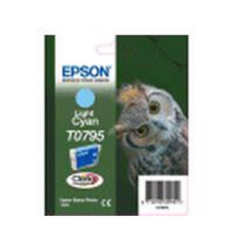 Epson Light Cyan T0795 Ink Cartridge