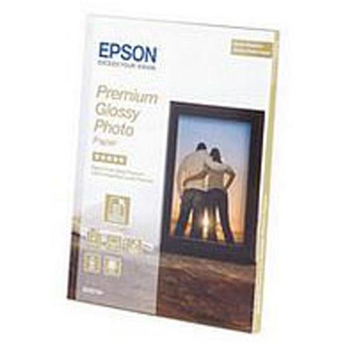Premium Glossy Photo Paper 13x18 cm (30 Sheets)