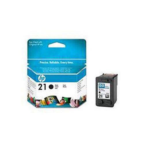 HP No.21 Black Inkjet Print Cartridge