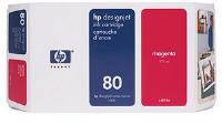 HP No.80 Magenta (350ml)