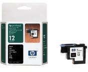 HP No.12 Black Printhead