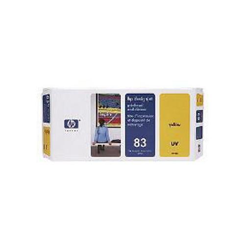 HP No.83 Yellow UV Printhead (13ml)