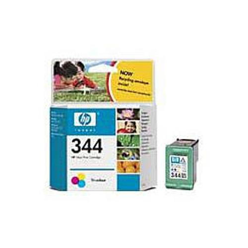HP No.344 Tri-Colour Inkjet Print Cartridge 14ml (450 pages)