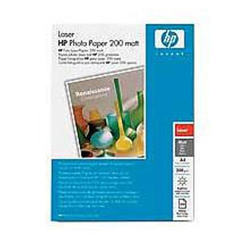 HP Photo Laser Paper Matte 200g/m2 A4 (100 Sheets)