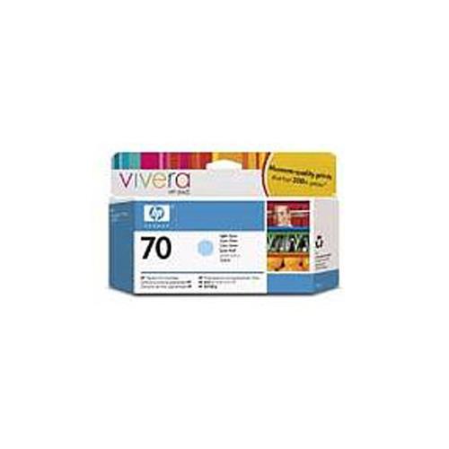 HP No.70 Light Cyan Colour Ink Cartridge (130ml)