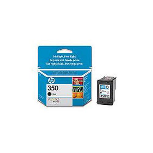 HP No.350 Black Inkjet Print Cartridge