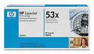 HP 53x LaserJet Black Print Cartridge (7,000 pages)