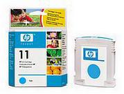 HP No.11 Cyan Ink Cartridge (28ml)