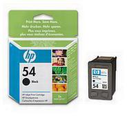 HP No.54 Black Inkjet Print Cartridge