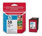 HP No.58 Photo Ink Cartridge (17ml)