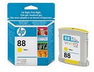 HP No.88 Yellow Ink Cartridge (10ml)