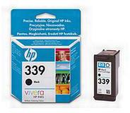 HP No.339 Black Inkjet Print Cartridge 21ml (800 pages)