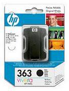 HP No.363 Black Ink Cartridge (6ml)