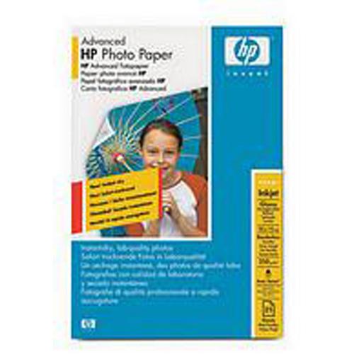 HP Advanced Glossy Photo Paper 250g/m2 10x15cm Borderless (25 Sheets)