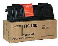 Kyocera TK-100 Black Toner Cartridge (6,000 pages)