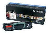 Lexmark 0X203A21G Black Toner Cartridge (2,500 pages)