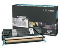 Lexmark Black High Yield Return Program Toner Cartridge (8,000 Pages)